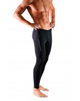 Nessi Herren lange Sporthose Laufhose Lycra OSL1 Fitnesshose Atmungsaktiv