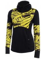 Nessi Damen Sweatshirt OBOD Jogging Fitness Atmungsaktiv Laufshirt Langarm