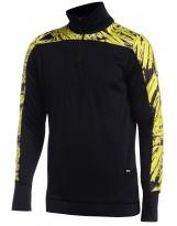 Nessi Herren Sweatshirt OBOM Jogging Fitness Atmungsaktiv Laufshirt Langarm