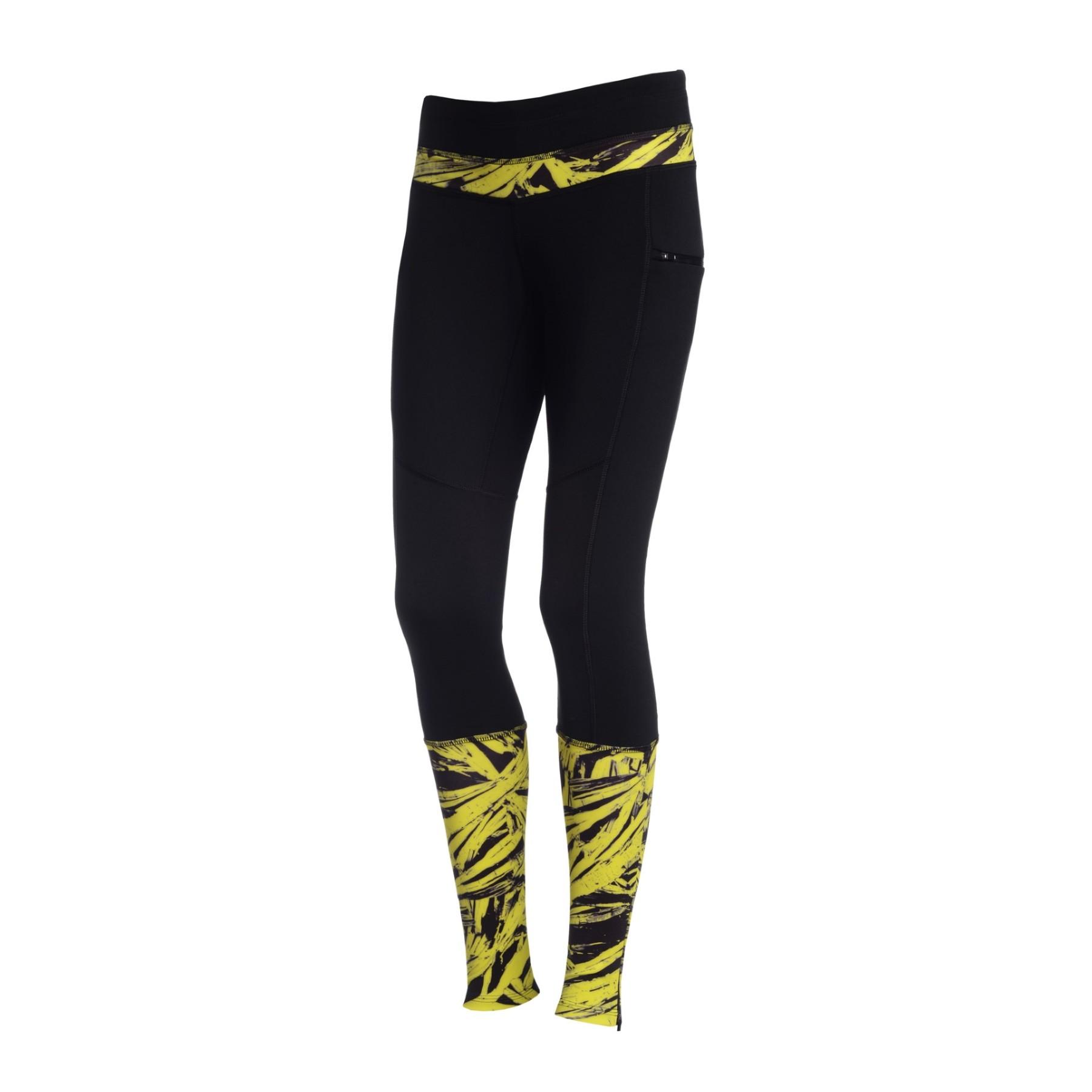 nessi damen warme leggings osod 32 laufhose fitnesshose. Black Bedroom Furniture Sets. Home Design Ideas