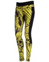 Nessi Damen warme Leggings OSOD-32L Laufhose Fitnesshose Taschen Atmungsaktiv