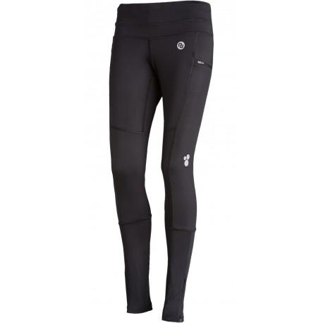 Nessi Damen Sport Leggings PRO TOTAL SDP Laufhose Fitnesshose mit Taschen Atmungsaktiv