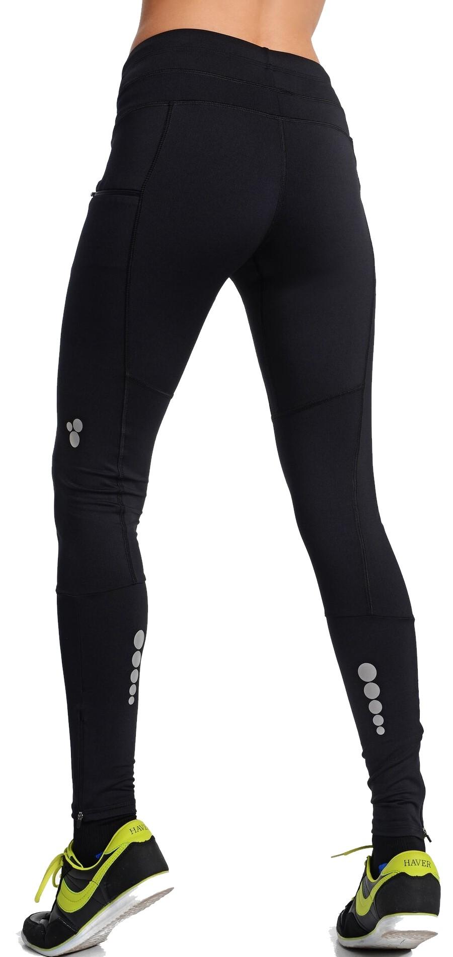 nessi damen sport leggings pro total sdp laufhose fitnesshose mit taschen atmungsaktiv prosske. Black Bedroom Furniture Sets. Home Design Ideas
