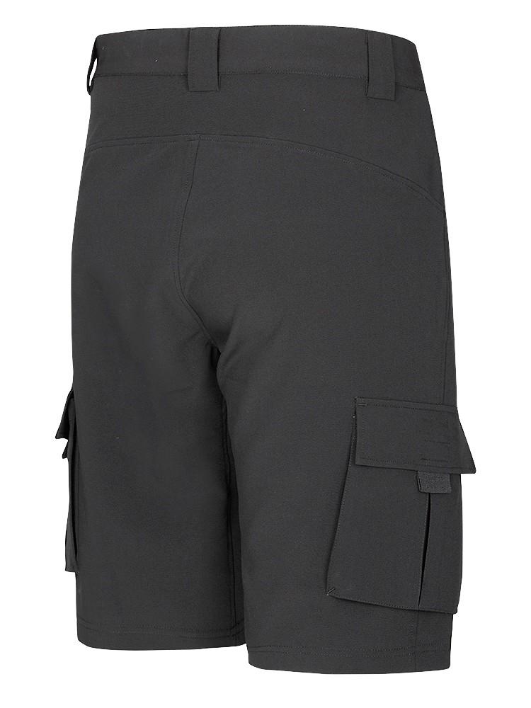 klimatex herren kurze shorts radhose alban mit sitzpolster. Black Bedroom Furniture Sets. Home Design Ideas