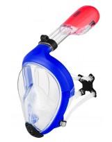 Schnorchelmaske STARFISCH Panorama Taucherbrille Vollgesichtsmaske Tauchermaske Vollgesicht Anti-Fog für Erwachsene und Kinder
