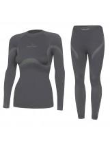 Bodydry Damen Funktionsunterwäsche Set FIT atmungsaktiv Skiunterwäsche