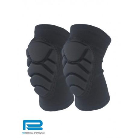 Spokey Protektoren Set ALFA Protektorenshorts Knieprotektoren
