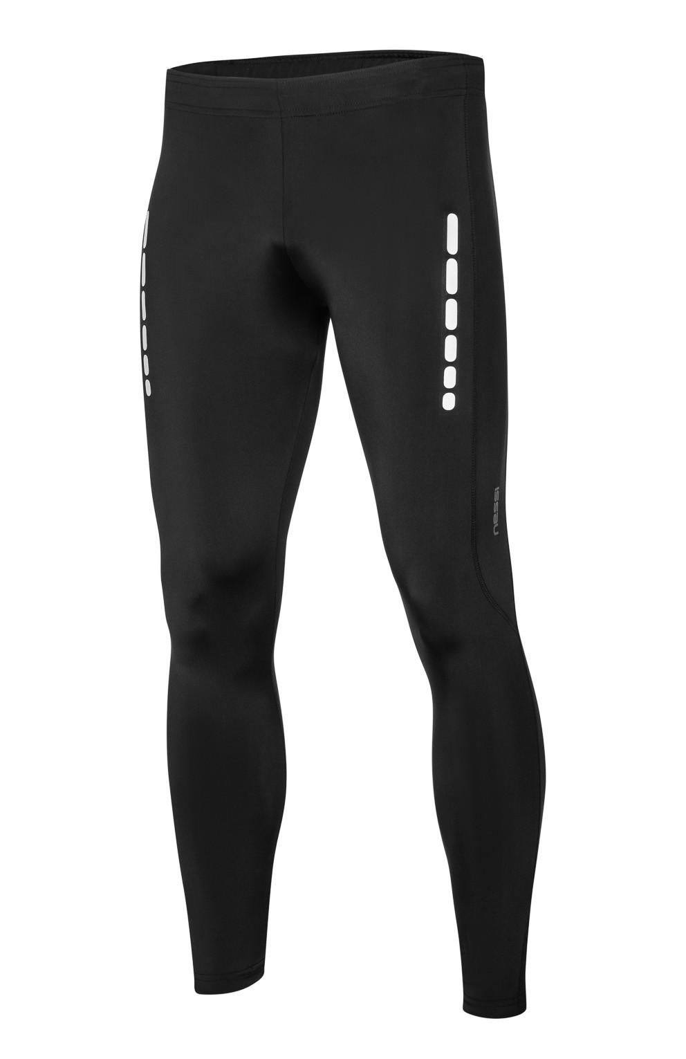 neue bilder von großartiges Aussehen bester Service Nessi Herren lange Sporthose Laufhose Lycra SDM1 Fitnesshose atmungsaktiv
