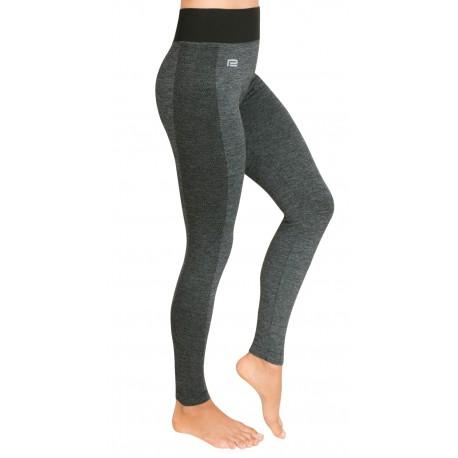 Damen Seamless Leggings High Waist DLLK1 lange und 3/4 Laufhose Fitnesshose Sporthose
