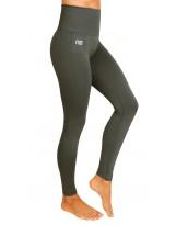 Damen Seamless Leggings High Waist DLLK2 lange und 3/4 Laufhose Fitnesshose Sporthose