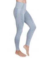 Damen Seamless Leggings High Waist DLL6 Laufhose Fitnesshose Sporthose